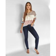 Sweater tejido rayas colores